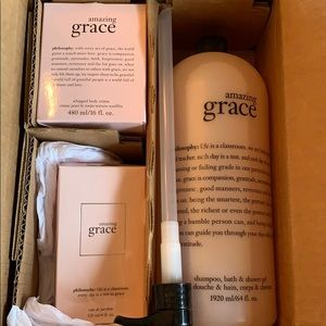 MEGA SIZE Amazing Grace collection
